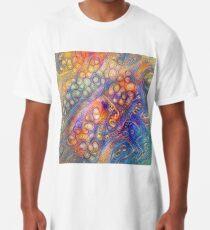 DeepDreamed Long T-Shirt