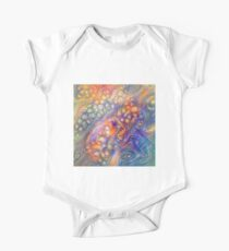 DeepDreamed Short Sleeve Baby One-Piece
