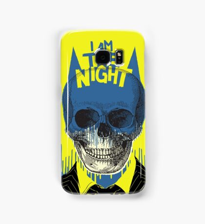I Am The Night Samsung Galaxy Case/Skin