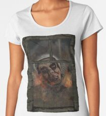 DEEPLY DISTURBED Premium Scoop T-Shirt