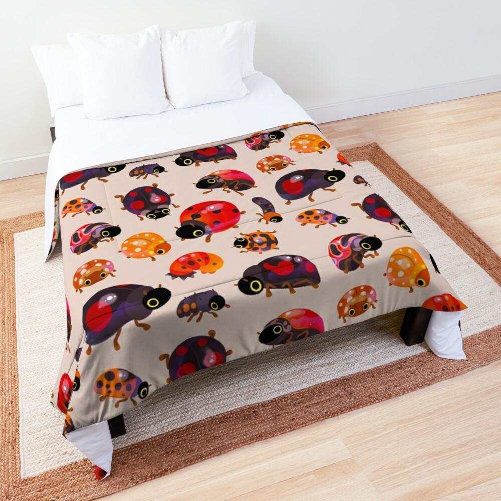 Lady beetles Comforter