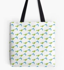 Makoharu orca and dolphin Tote Bag