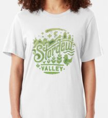 Stardew Valley - Indie Game Slim Fit T-Shirt