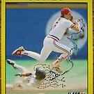 490 - Tim Jones by Foob's Baseball Cards