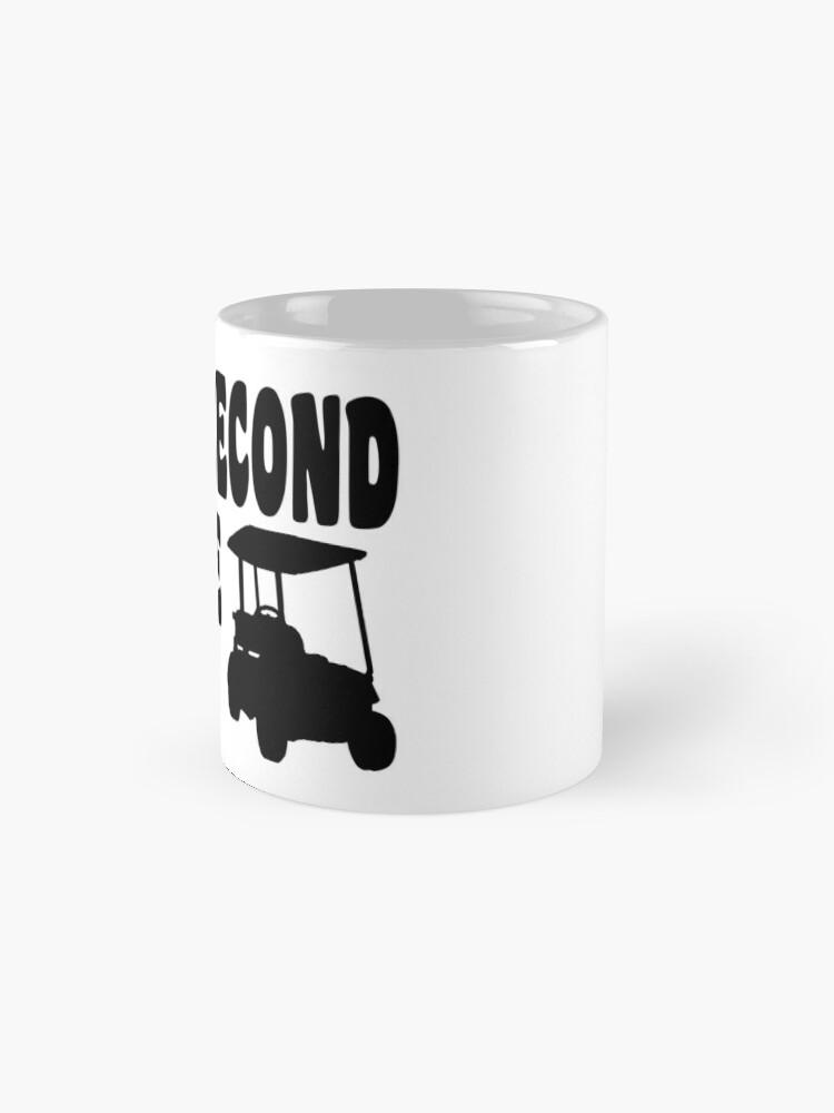 Alternative Ansicht von My Second Home - Funny Golf T Shirt and Gifts for Golfers Golfing Men Women Tasse