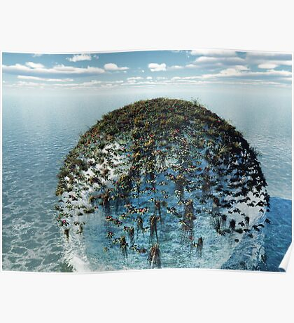 Eco-Sphere Poster