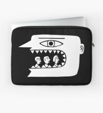 Feeling safe Laptop Sleeve