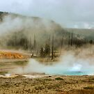 Natural Hot Spring by doubleheader