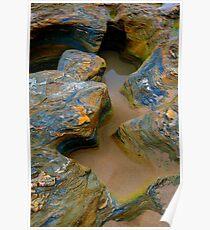 Stunning Rocks Poster