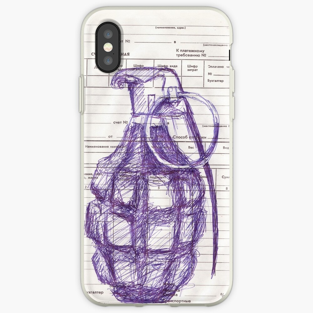 Grenade iPhone Case & Cover
