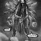 Spiteful Navi, The Captor by jars . arts