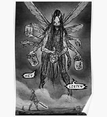 Spiteful Navi, The Captor Poster