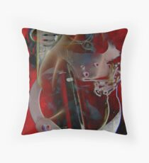 vampvampart Throw Pillow