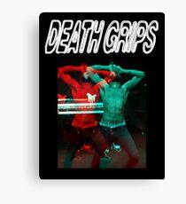 Death Grips (No Love) Canvas Print