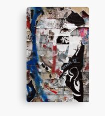 The Human Condition Canvas Print