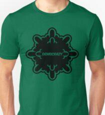democrazy 2010 - promotional shirt - v1.0 Unisex T-Shirt