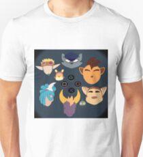 Sony Mascots T-Shirt