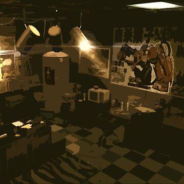 Deus Ex Cutout by develo
