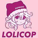 Supreme Lolicop (Pink Blush) LIMITED ED. by Kiranime
