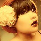 Go retro, flower power by queenenigma
