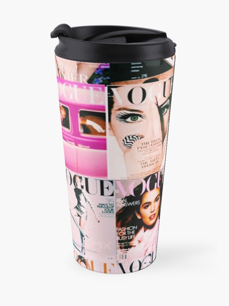 Alternate view of READ IT AND WEEP  Travel Mug
