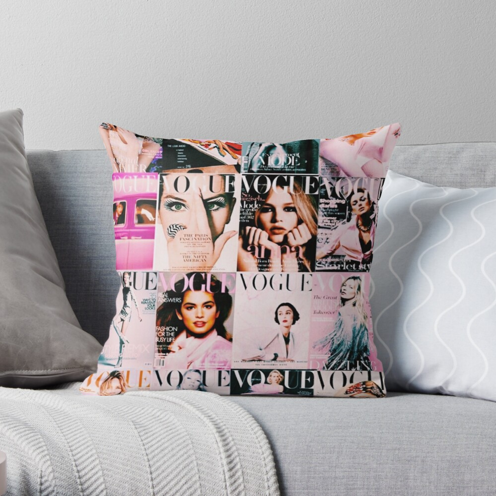 READ IT AND WEEP  Throw Pillow