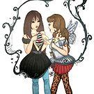 The Ungrateful & The Fairy Godmother (Split Reality) by Katz Karma
