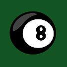 8 Ball by elledeegee