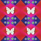 Butterflies Lux Y by Vitta