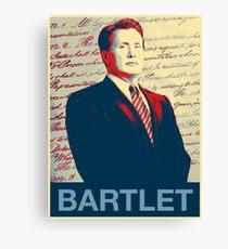 Bartlet Hope Canvas Print