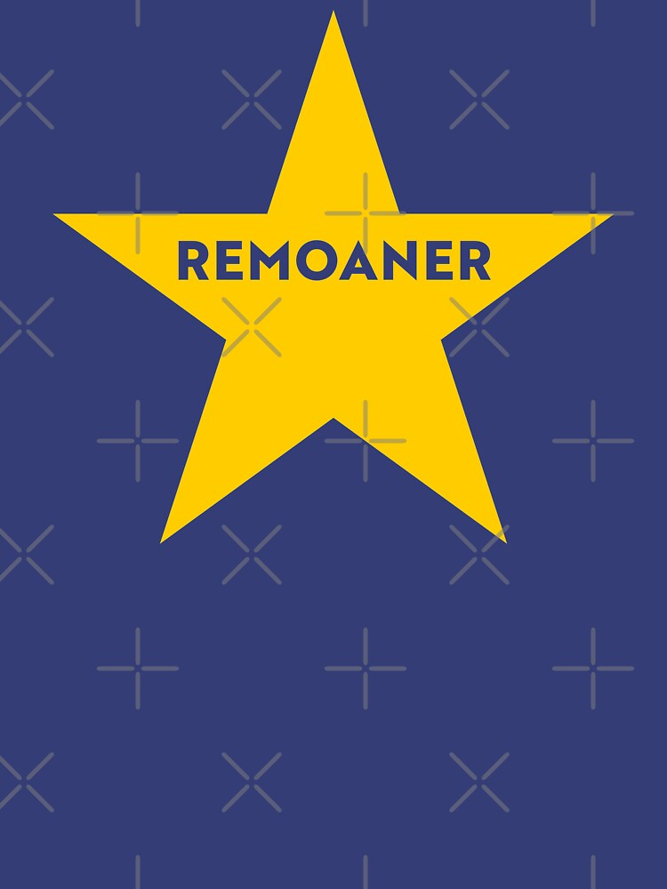 NDVH Remainer Remoaner by nikhorne