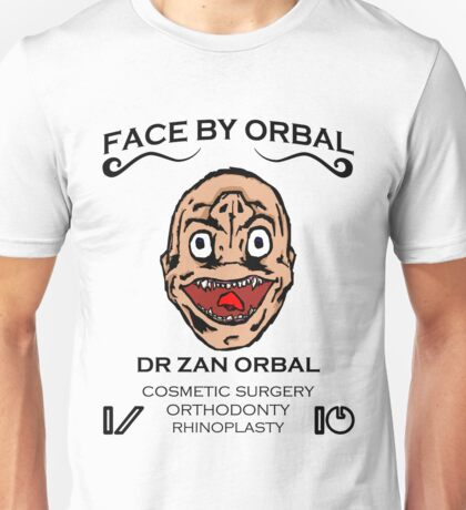 Face by Orbal T-Shirt
