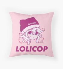 Supreme Lolicop (Pink Blush) LIMITED ED. Floor Pillow