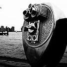 NYC in lontananza by Andrea Rapisarda