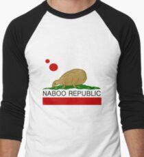 Naboo Republic Men's Baseball ¾ T-Shirt