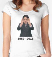 Satoru Iwata - Immortalize The Legend  [RIP]  Women's Fitted Scoop T-Shirt