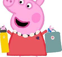 Peppa Pig Vsco Girl Gifts Merchandise Redbubble