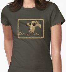 Zen Dog Women's Fitted T-Shirt