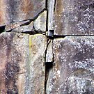 Cataract Gorge Rocks 1I by MyceanSage