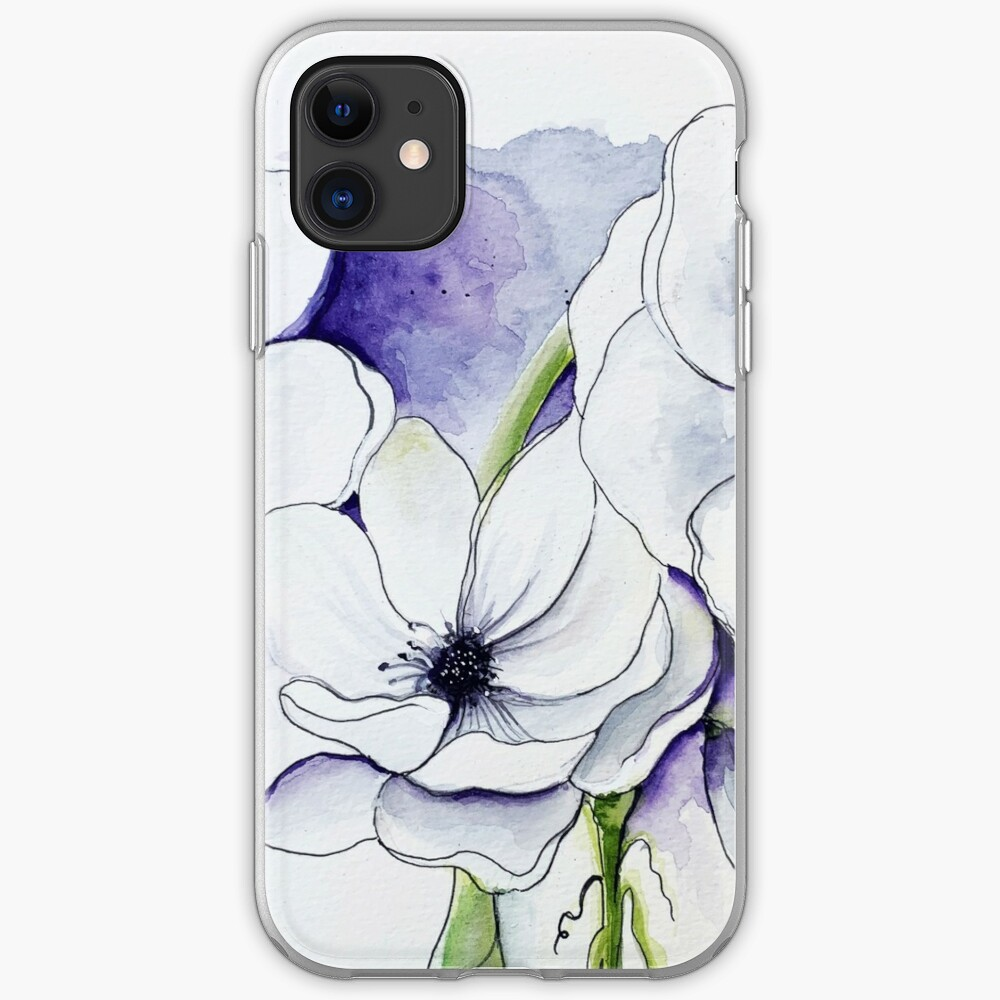 Lavender Wish iPhone Soft Case