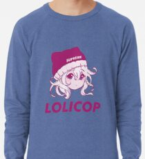 Supreme Lolicop (Pink Blush) LIMITED ED. Lightweight Sweatshirt