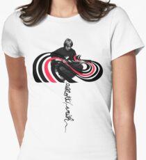 Color Bars (Elliott Smith) Women's Fitted T-Shirt
