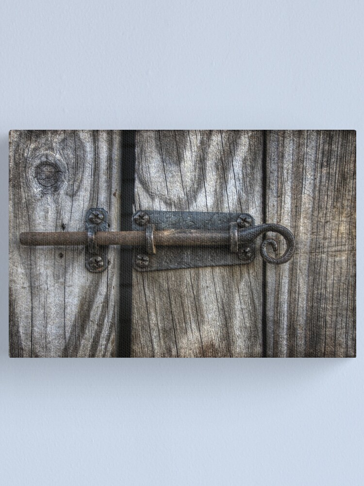 Alternate view of Hand Crafted Canvas Print