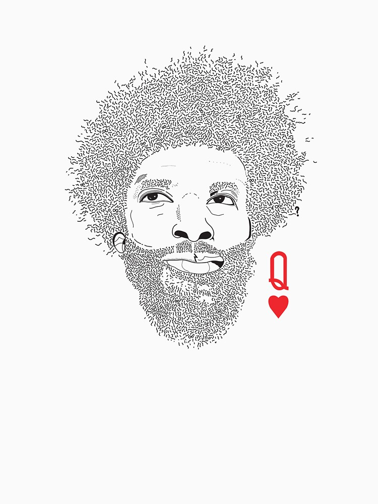 Questlove by soulcat