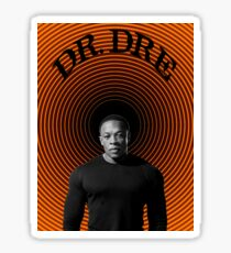 DR. DRE Sticker
