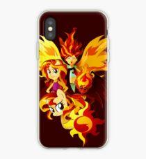 Sunset Shimmer iPhone Case
