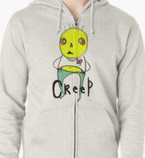 Creep Zipped Hoodie