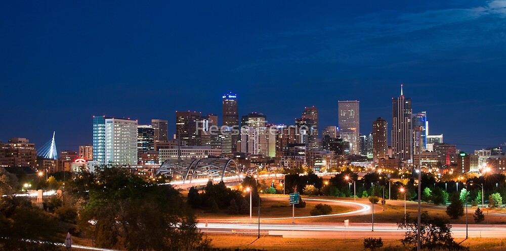 The Mile High City by Reese Ferrier