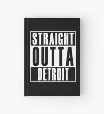 Straight Outta Detroit Hardcover Journal