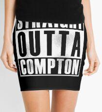 Straight Outta Compton Mini Skirt